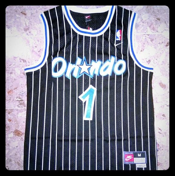 8a08bce85 Vintage NBA Orlando Magic Penny Hardaway Jersey